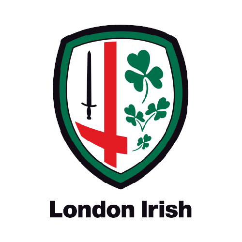 London Irish badge