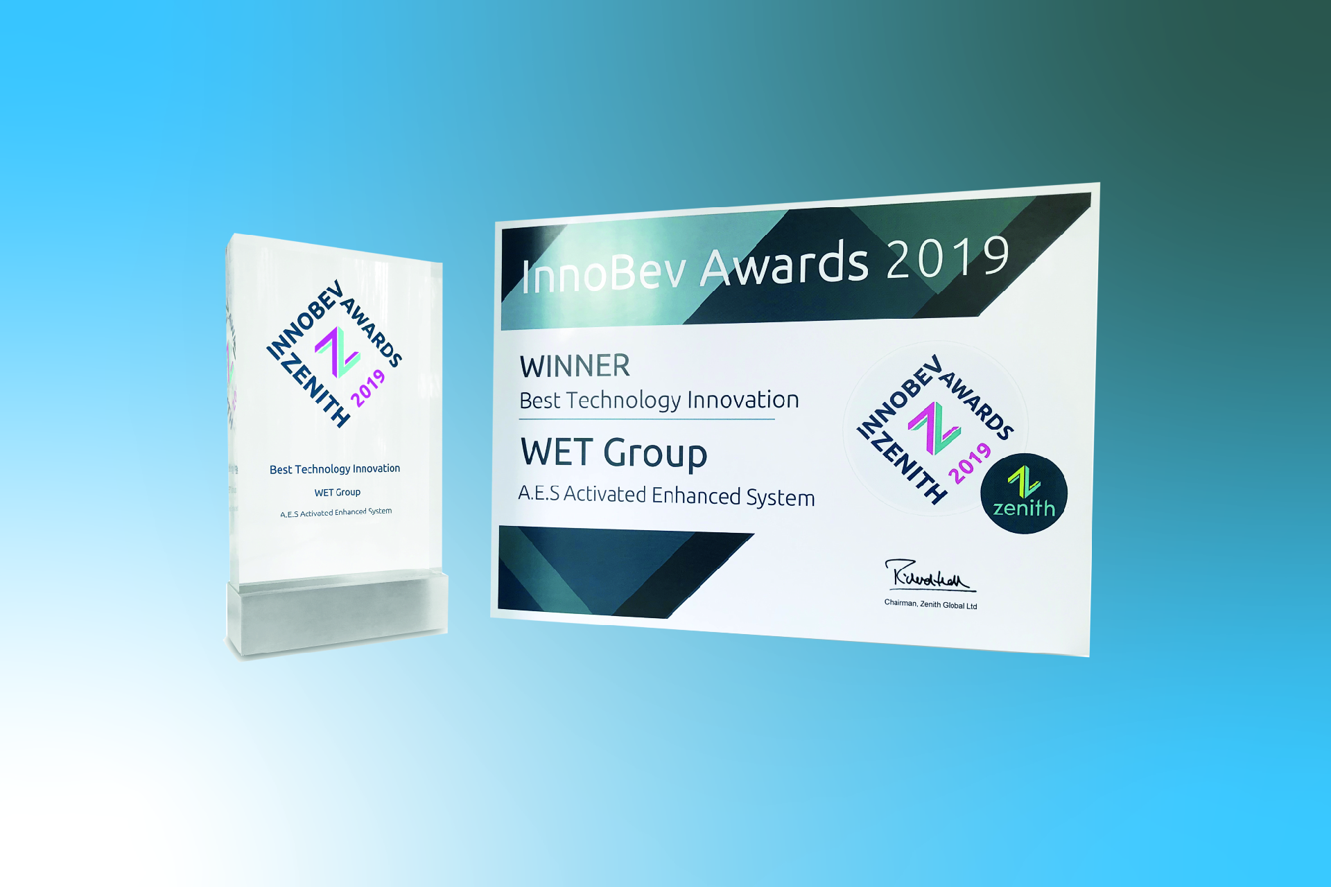 Wet Group Award