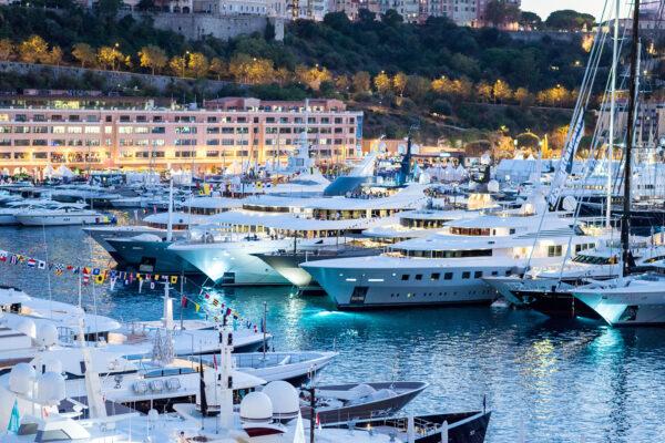 180927 Monaco Yacht Club - soir